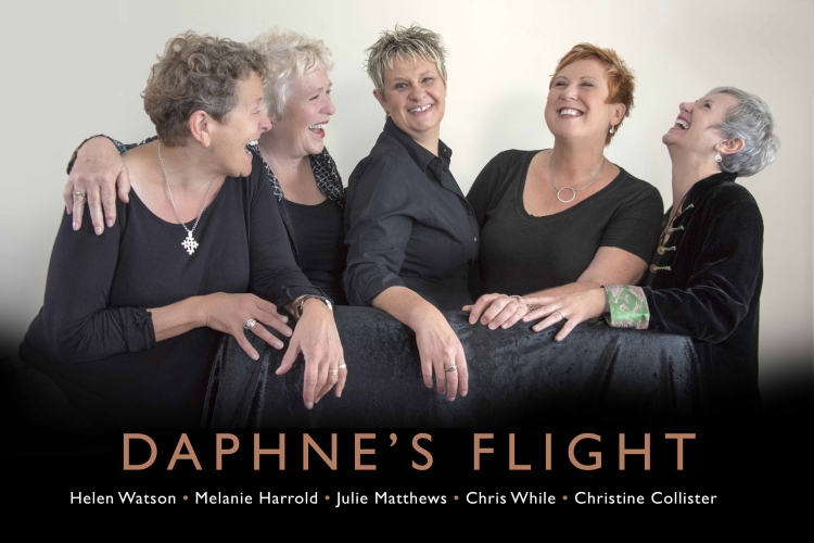 Daphne's Flight  12th September 2018