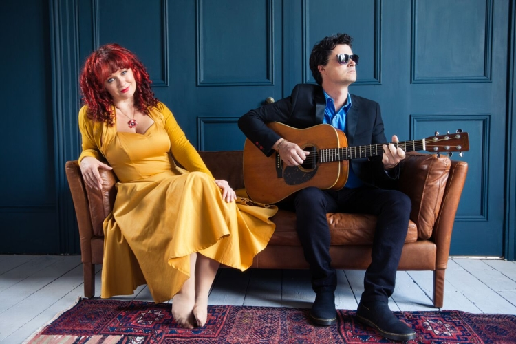 Kathryn Roberts and Sean Lakeman 28th April 2018